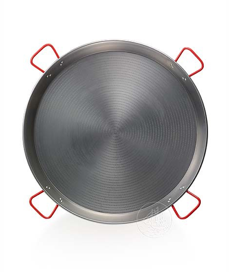 Paellera de hierro pulido 115 cms pa11 cesarfer - Paellera de hierro ...